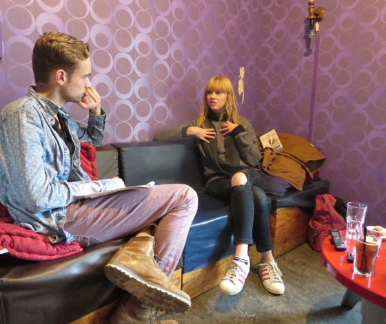 Lucy Rose interview