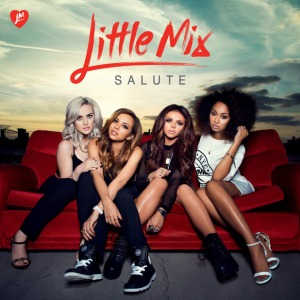 Little Mix Salute Album Cover