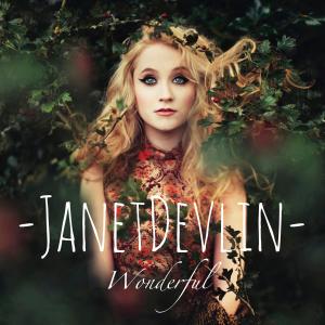 Janet Devlin Wonderful cover