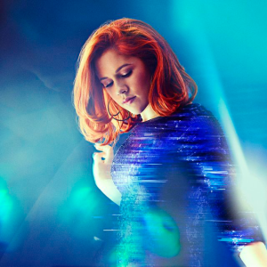 Katy B Little Red album cover