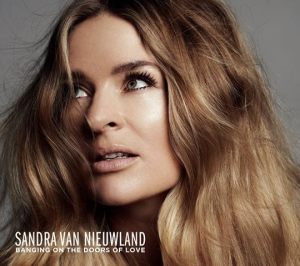 Sandra van Nieuwland Banging on the doors of love album cover
