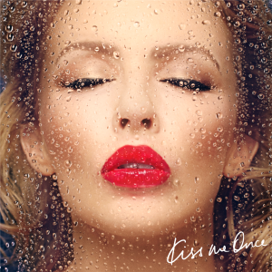 Kylie Minogue Kiss Me Once cover