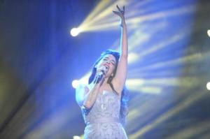 Ruth Lorenzo Spain Eurovision Dancing In The Rain