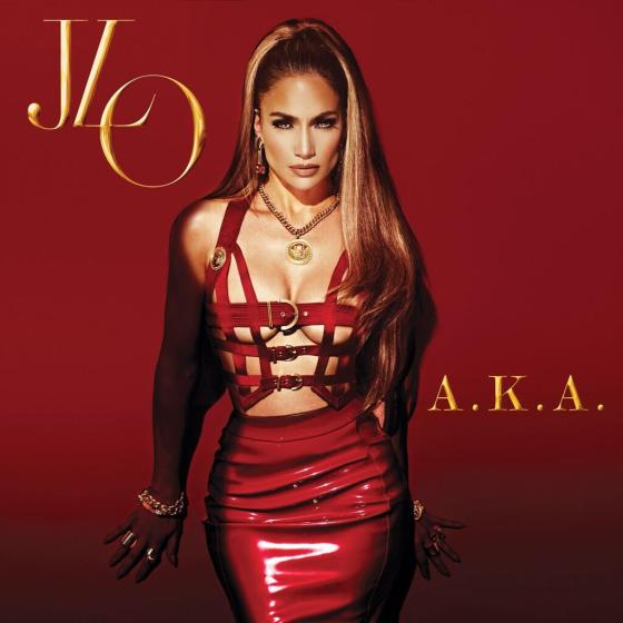 Jennifer Lopez A.K.A. cover AKA