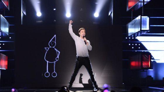 Mans Zelmerlow Heroes Melodifestivalen