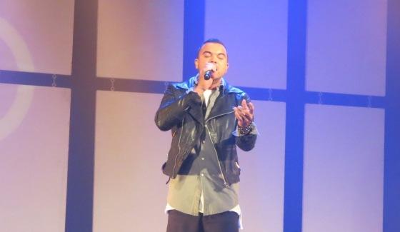 Guy Sebastian Eurovision in Concert