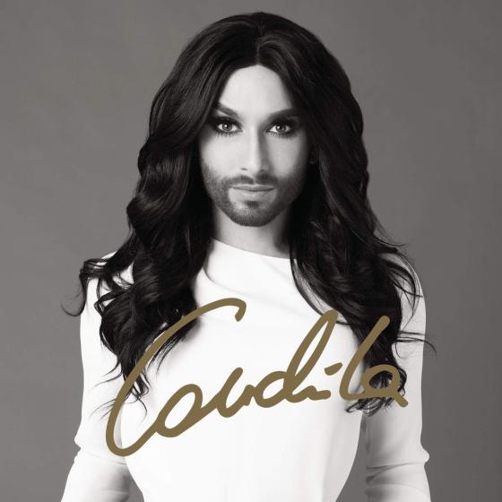 Conchita Wurst album cover