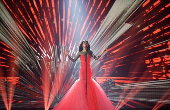 Latvia Aminata Eurovision