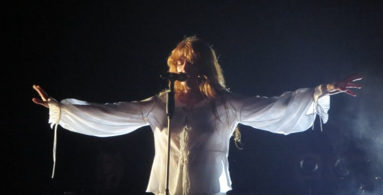 Florence Machine cover photo Flow