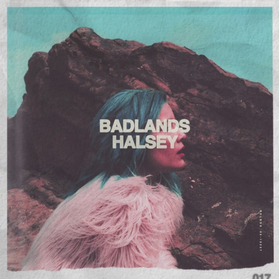 Halsey Badlands zip