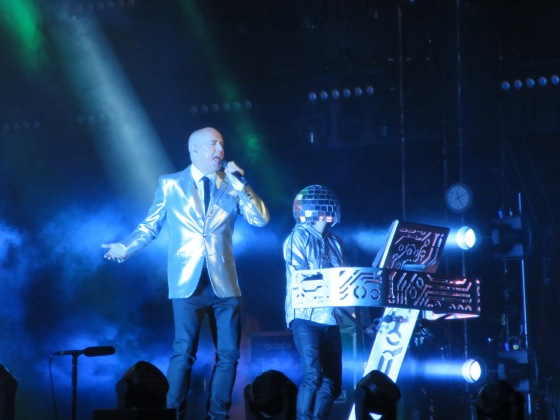 Pet Shop Boys Flow Festival