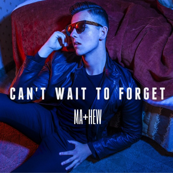 Mathew V Can't Wait To Forget cover