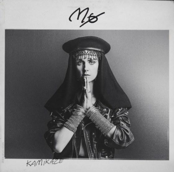 Mo Kamikaze cover