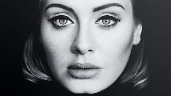 Adele 25 press