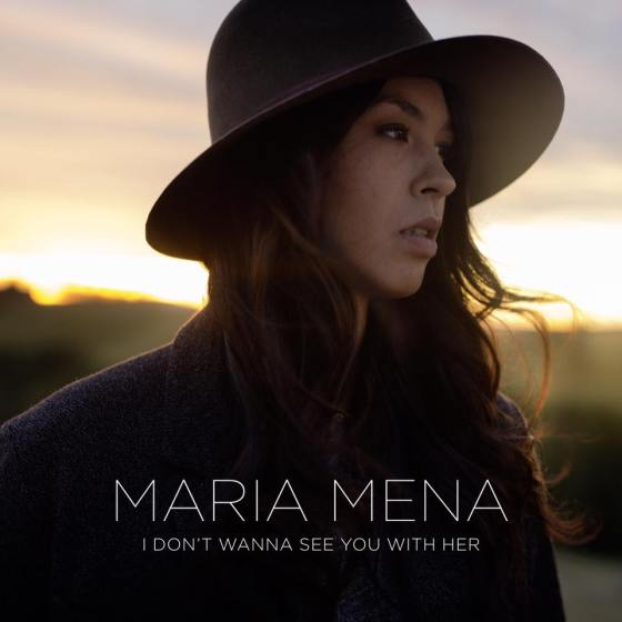 Maria Mena I Don't wanna see you with her