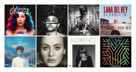 Albums2015
