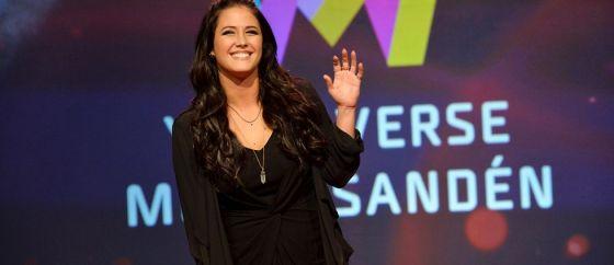 Molly Sanden Melodifestivalen 2016