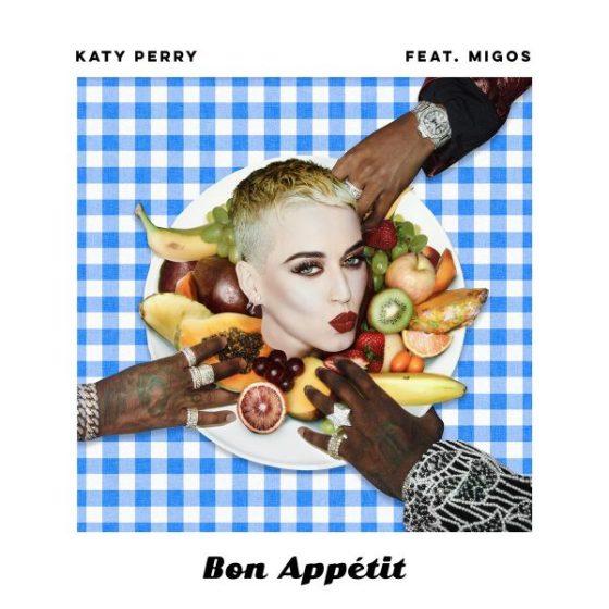 katy perry bon appetit
