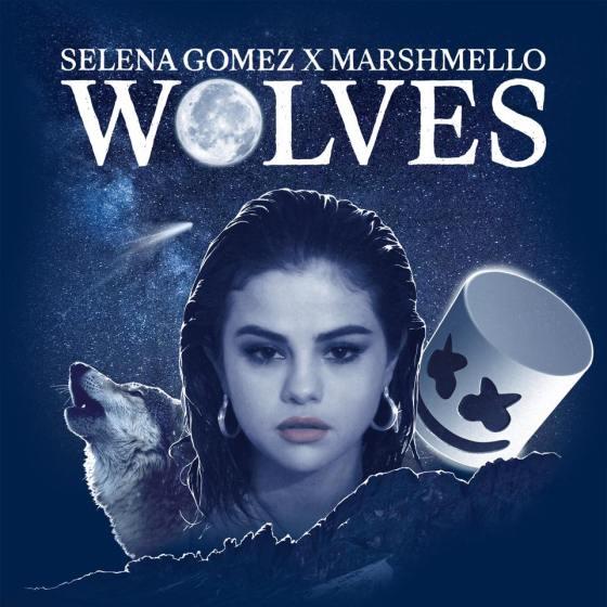 selena gomez wolves