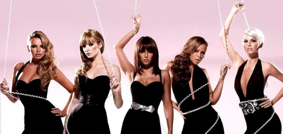 girls aloud tangled up