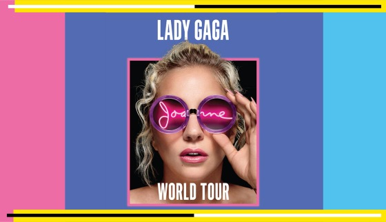 lady gaga joanne tour