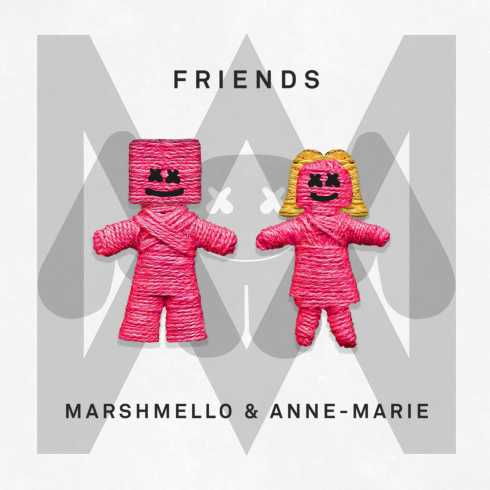 marshmello anne-marie friends
