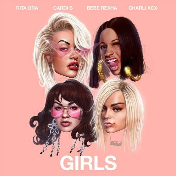 rita ora girls