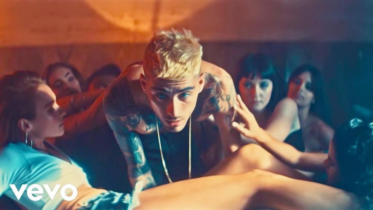 Single Review: Zayn - Sour Diesel