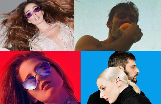 eurovision 2018 stars