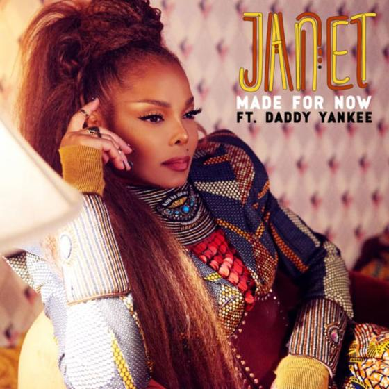 janet jackson made for now