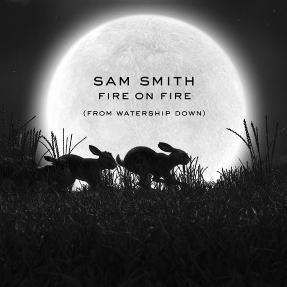 sam smith fire on fire