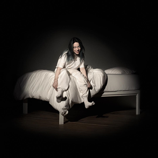 billie eilish album cover